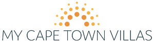 My Cape Town Villas Logo. A holiday accommodation agency in Cape Town. Luxury villas and self-catering apartments for families and group of friends